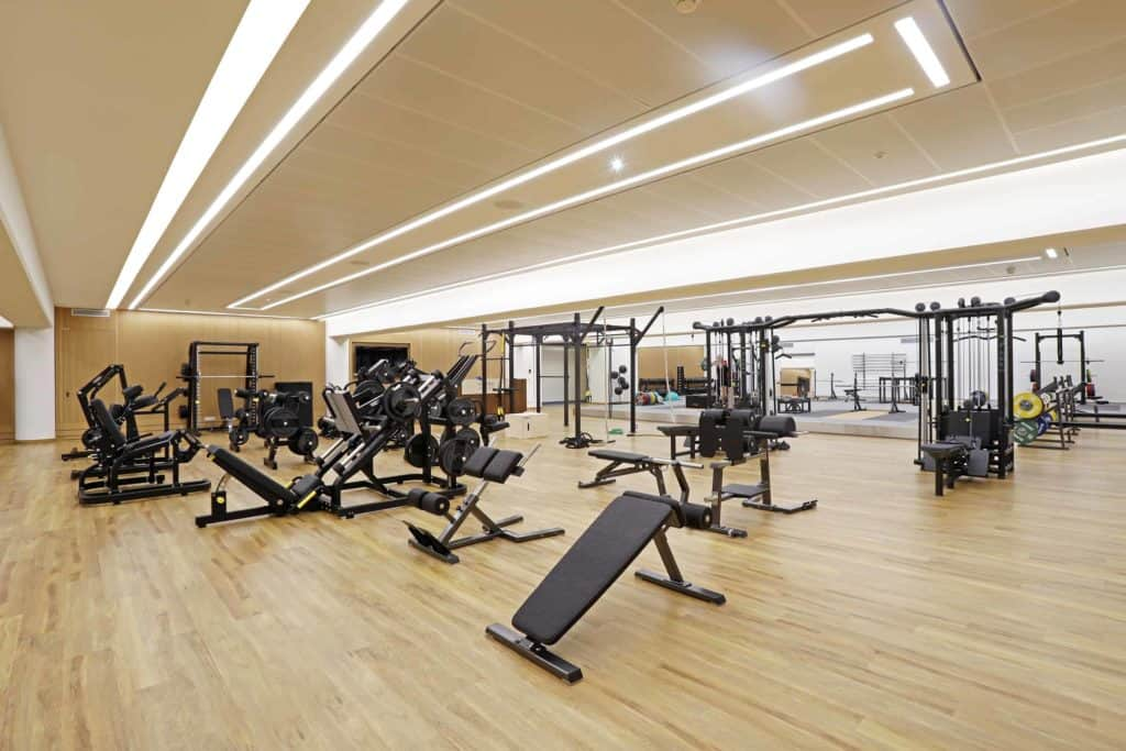 The High Performance Training & Recovery Center opens its doors!