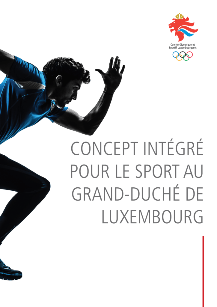 An integrated concept for sports in Luxembourg!